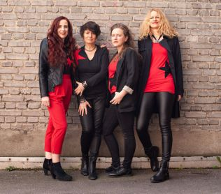 STELLA ROCKT!, Frauen-Band, Frauen-Rock-Band