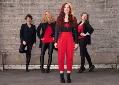 Hauptstadtrock, Live-Band, Frauen Band