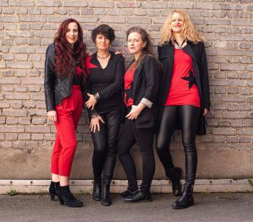 Wir rocken auf den Bühnen der Republik, Stella Rockt!, Stella Nova, Live-Band